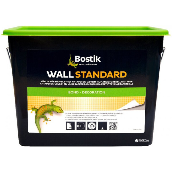 Клей  Wall Standart Bostic 70 5л
